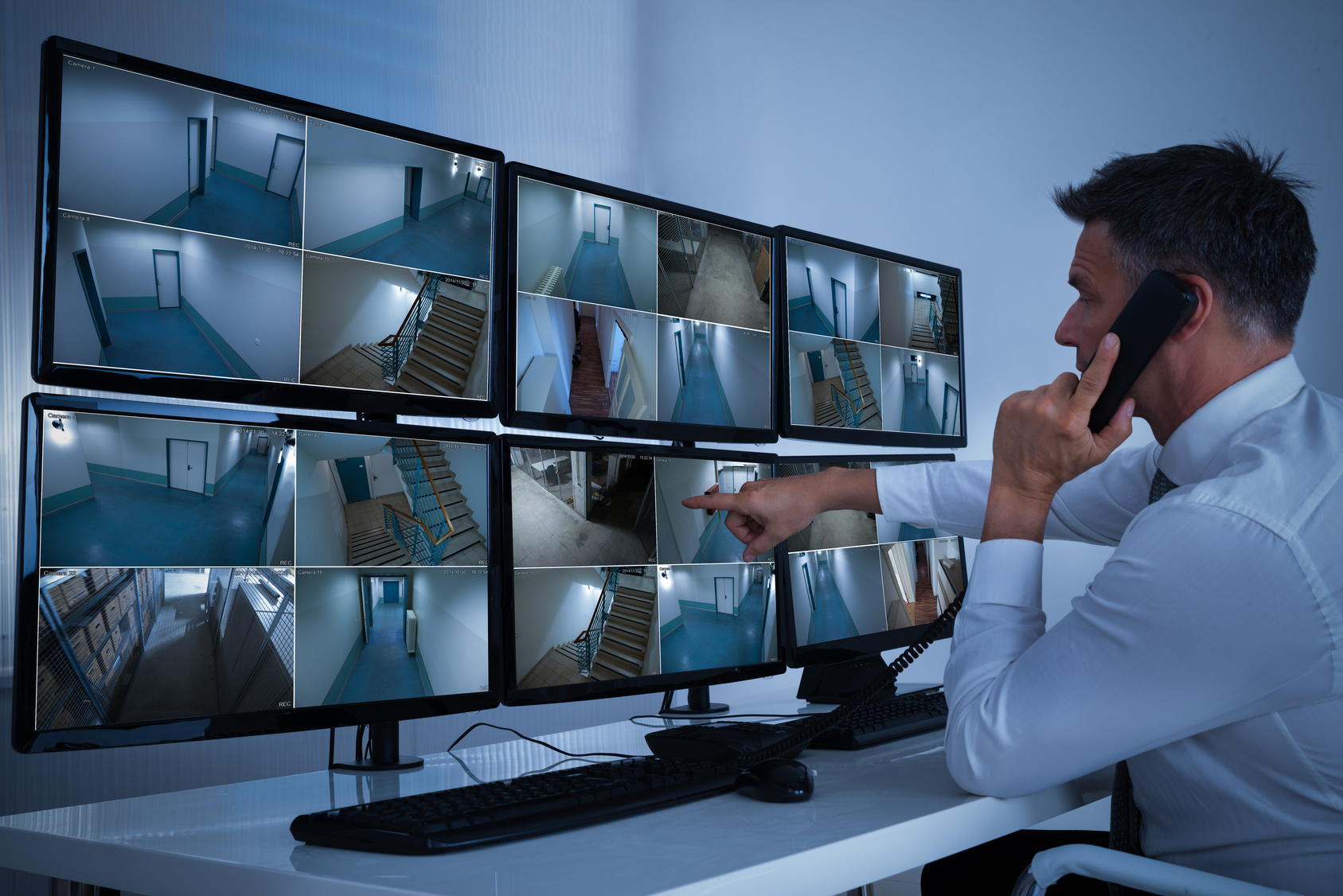 Sytème de télésurveillance par imaya protect