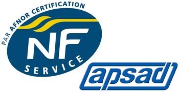certification apsad norme française