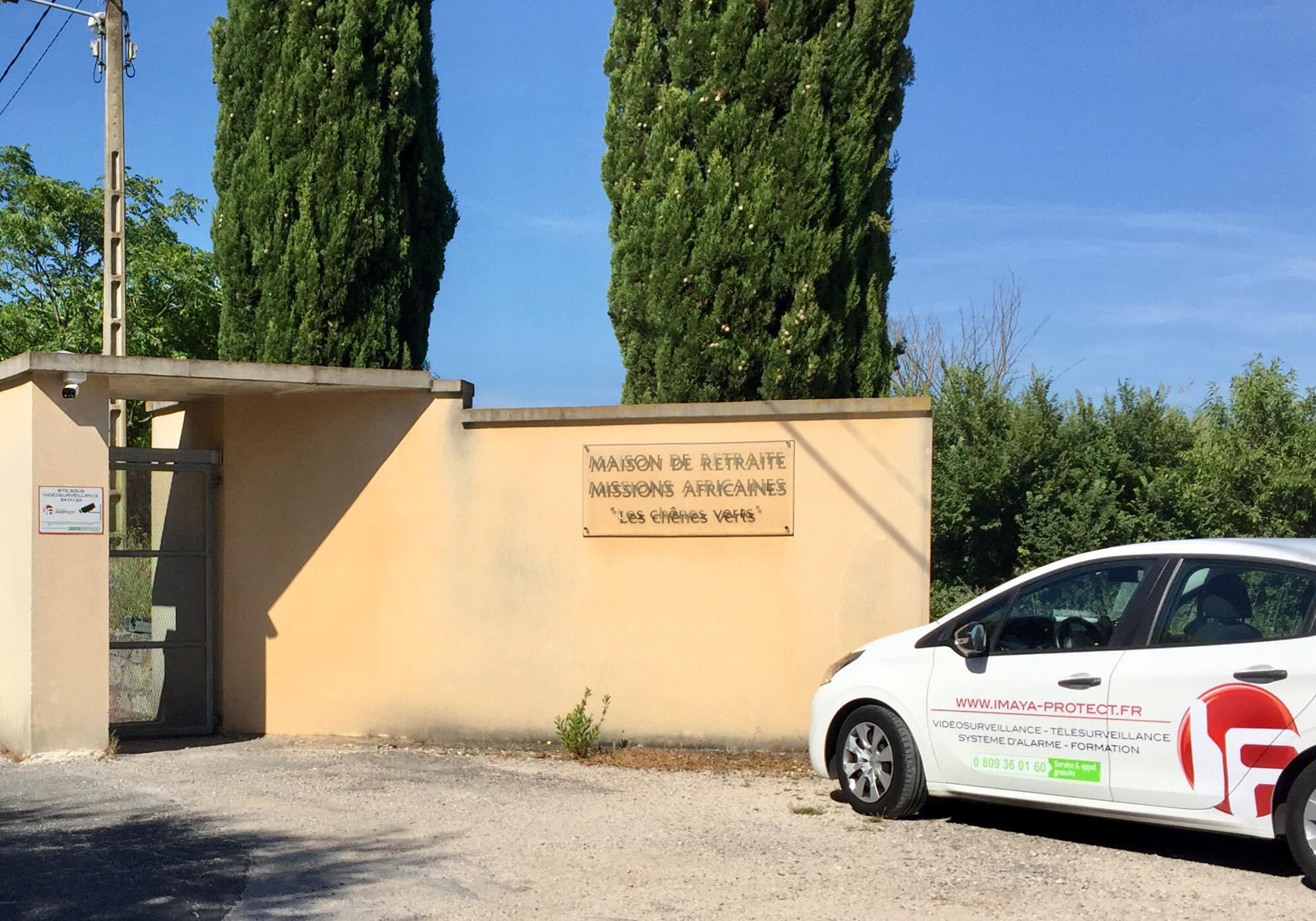 Nouvelle Référence : Maison de retraite des missions africaines