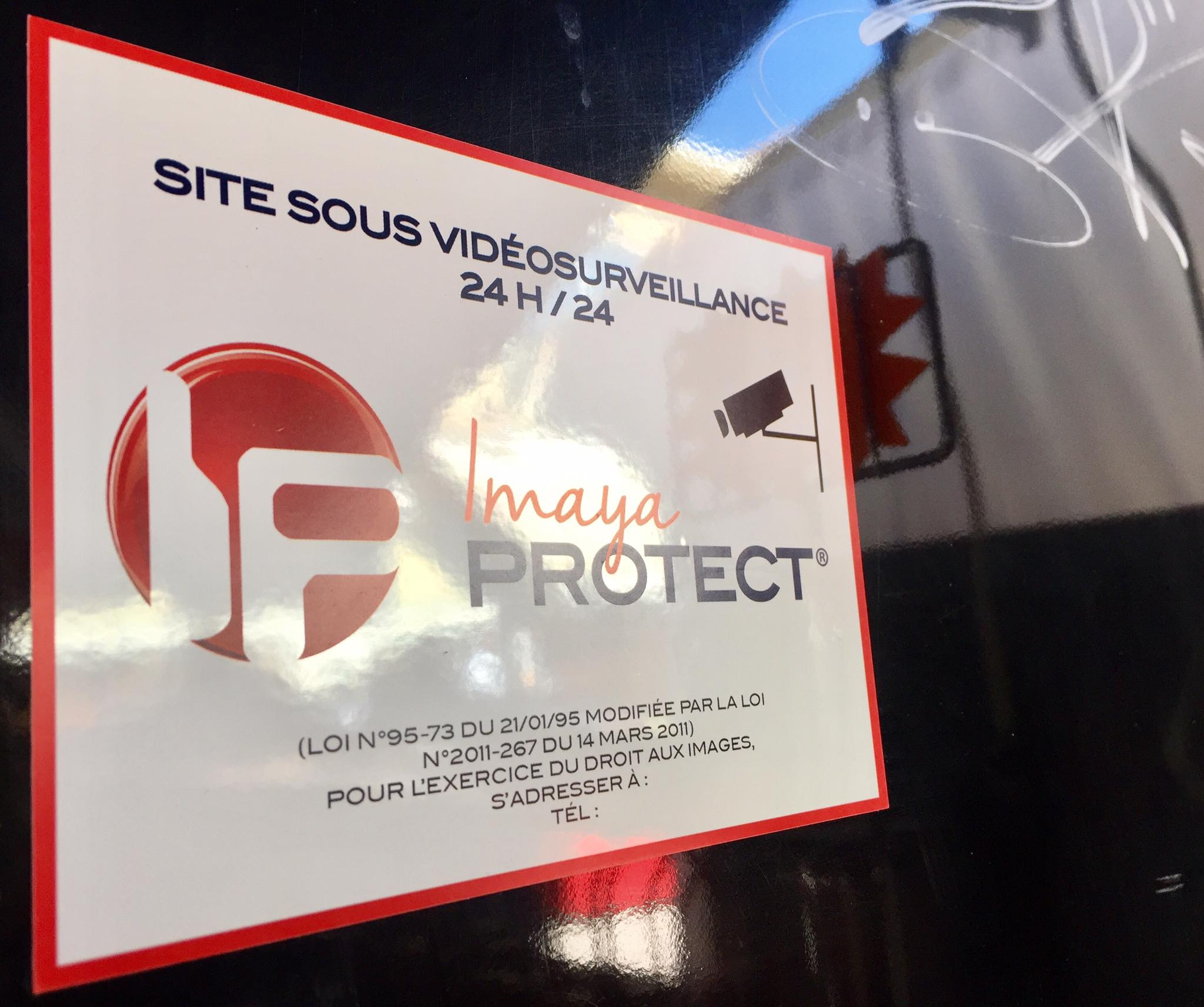 restaurant gepetto grau du roi vidéosurveillance imaya protect