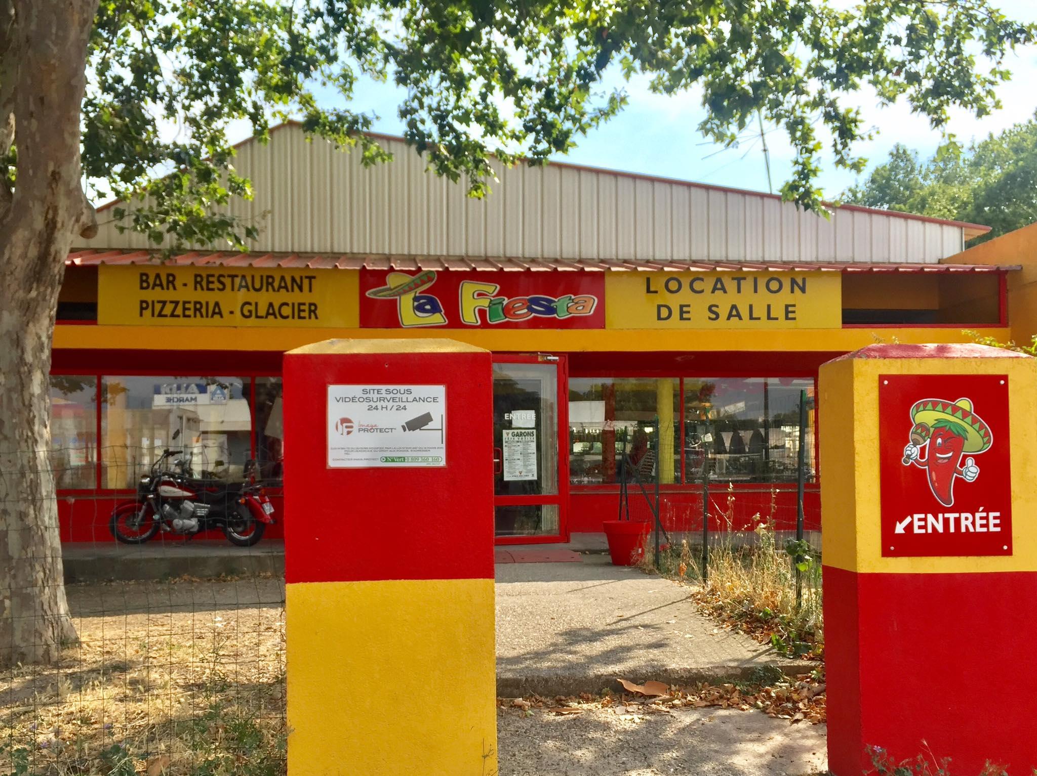 Nouvelle référence : restaurant La Fiesta à Nîmes