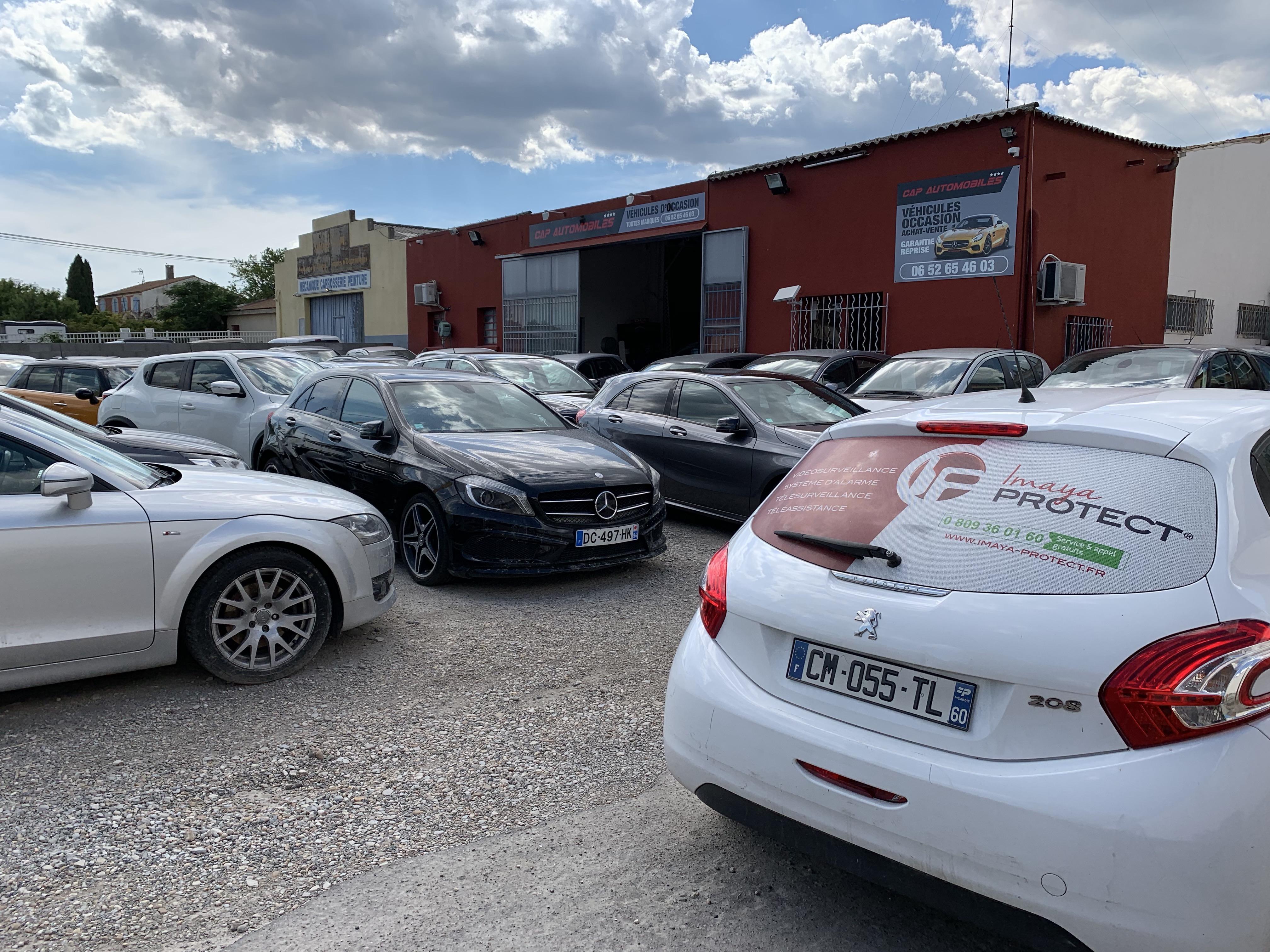 Nouvelle référence Garage CAP AUTOMOBILES