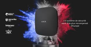 Système d'Alarme Ajax Pro